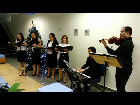 Quarteto Feminino, Violino e Teclados - Músicas de Natal