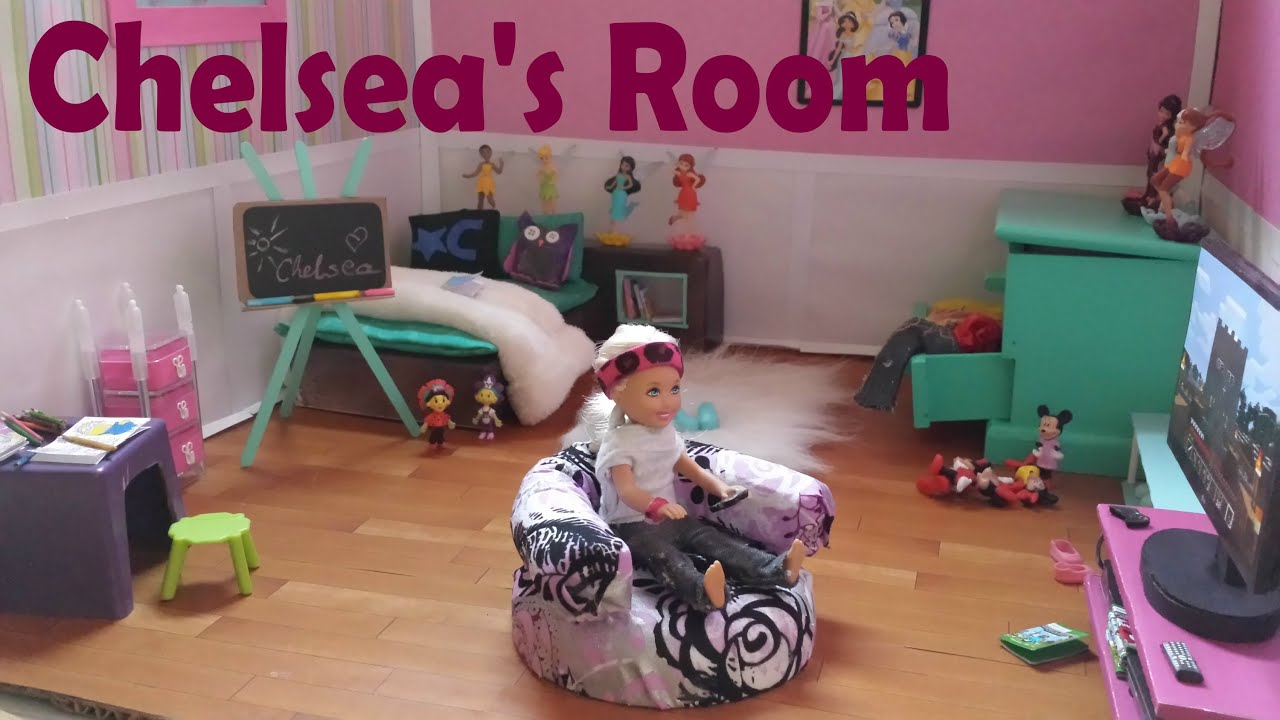Barbie Room Tour