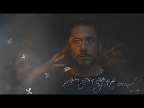 Tony X Peter II Dark!starker