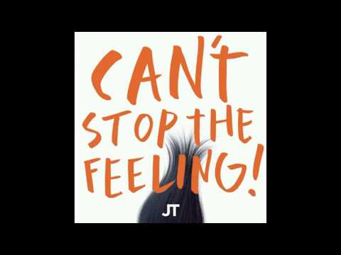 Justin Timberlake  Cant Stop The Feeling audio