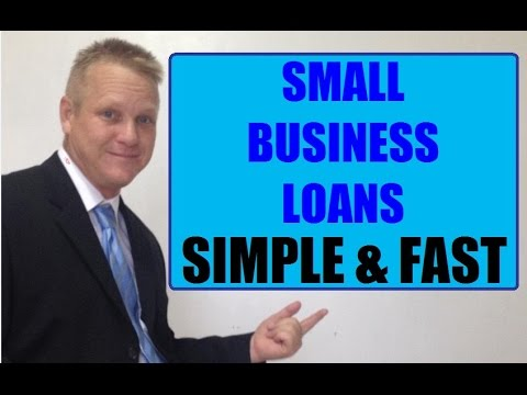 Secret To Getting Fast Small Business Loans For Your Business