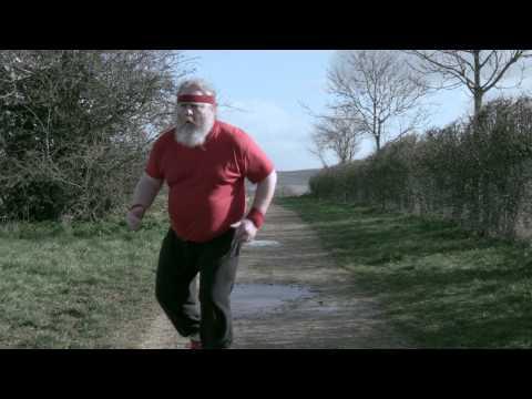 'Big Fat Santa' Trailer 2014