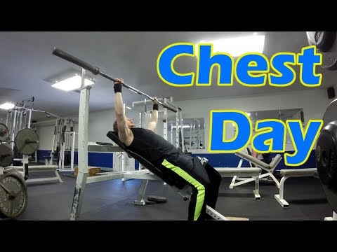 Nerd Lost at the gym - Episode 1:  CHEST...