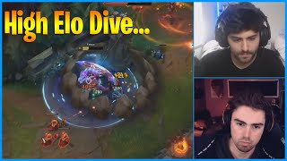 Here's How Yassuo Dives in Challenger...LoL Daily Moments Ep 1022