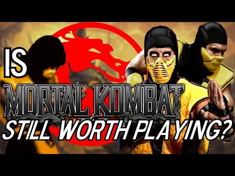 What Was the BEST MORTAL KOMBAT Game? - MK Retrospective Part 1 thumbnail