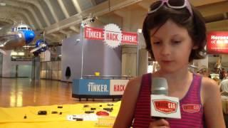 CriticCar Detroit: Elisa Grey @ Tinker. Hack. Invent.