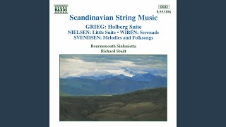 Play Holberg Suite, Op. 40 I. Prelude (Bournemouth Sinfonietta)
