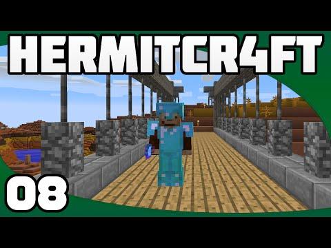 Hermitcraft 4 - Ep 8: Bridge Building with...