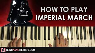 Baixar HOW TO PLAY - Star Wars - The Imperial March (Darth Vader's Theme) (Piano Tutorial Lesson)