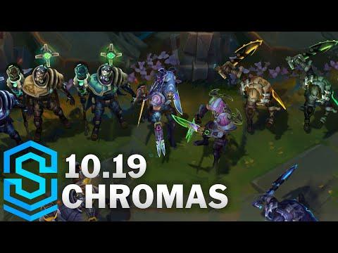 PsyOps & Championship Chromas Quick Spotlight | 10.19