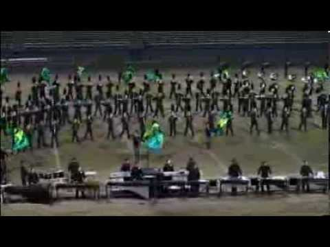 West Carteret High School Marching Band 2013