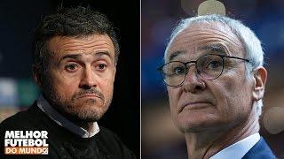 Últimos dias de Luis Enrique no Barça e demissão de Ranieri #CarnaMFM