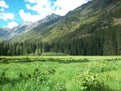 Trinity Alps: Stuart Fork