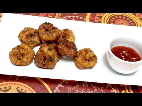 Leftover Daal or Dahl Vadas Video Recipe | Lentil Fritters | Bhavna's Kitchen