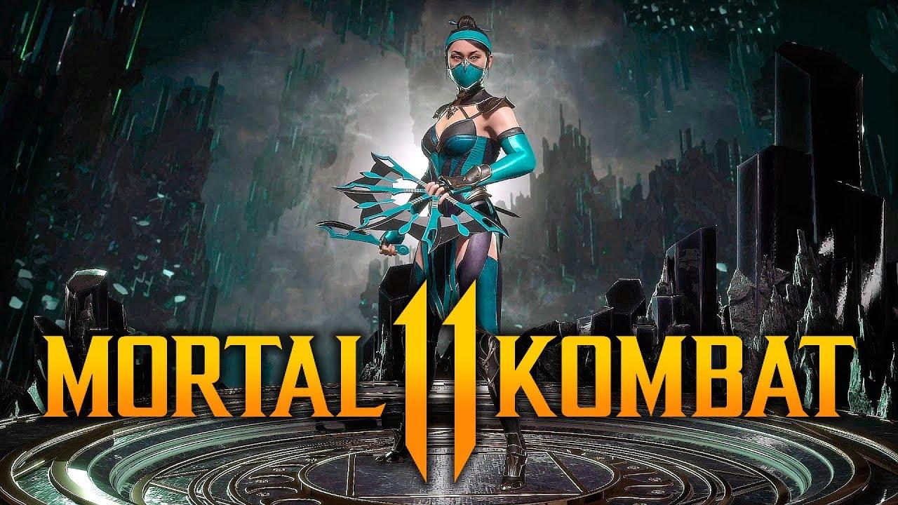 Mortal Kombat 11 Kitana Costumes Youtube