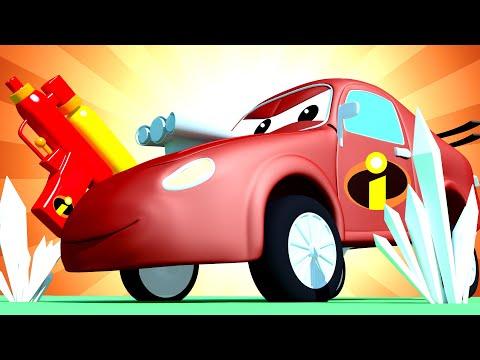 A lavagem de carros de Tom - Especial Os Incríveis - Pequeno Jerry quer ser o Gelado