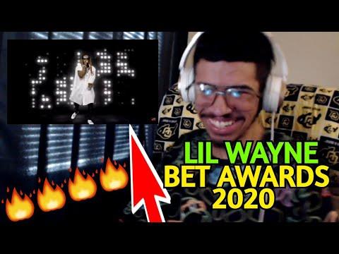LIL WAYNE - BET AWARDS 2020 PERFORMANCE (Reaction)