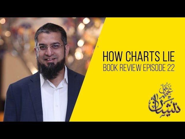 How Charts Lie - Book Review Episode 22