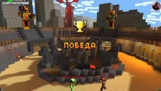 Как заработать много денег в игре Pixel Gun 3D