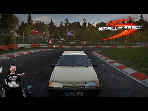 Обзор World of Speed - игра от корпорации зла