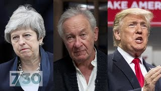 Simon Schama on the lessons of history for Brexit and Donald Trump |  7.30