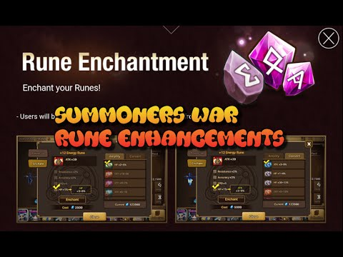 F2PG Summoners War - How to use Grindstones and Enchanted Gems