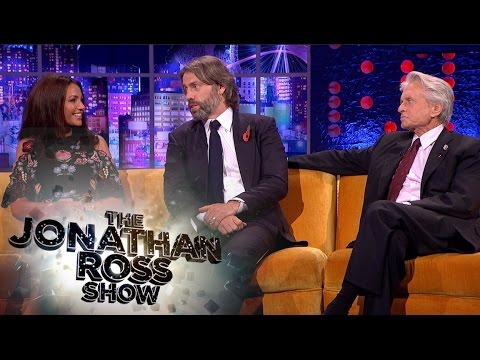 Michelle Keegan, Michael Douglas and John Bishop's Proposal Stories - The Jonathan Ross Show