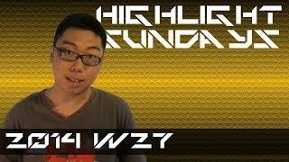 Highlight Sundays w27: Hard Drive Optimization, Wearables, and Dropbox!
