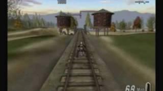ATV Offroad Fury 2 Gameplay Funny Crashes