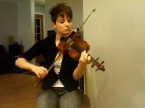 Traditional Scottish Fiddle Tune
