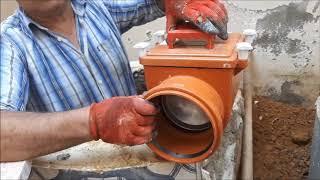 Su ve Lağam Basması önlemek  için ne yapılır. Çekvalf takma İstanbul  0 537 940 27 49