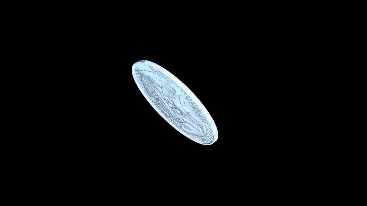 Flip Coin Animation - YouTube