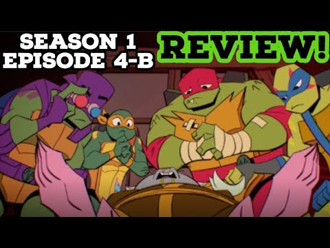 Rise of The TMNT | 'Down with The Sickness' Episode Review! [BREAKDOWN &  REACTION]