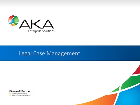 Legal Case Management for the Public Sector