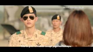 "[Sub Indo] Official trailer ""Descendants of the Sun"" 태양의 후예"