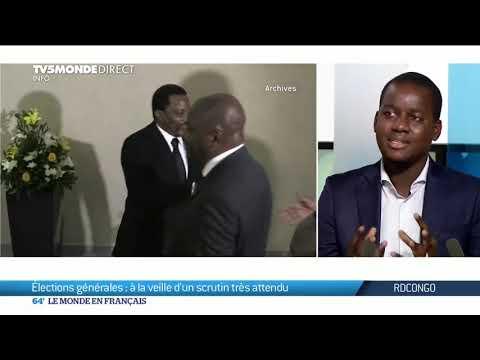 """""""Présidentielle RDC-Ousmane Ndyaye : """"Aujourd'hui tous les ingrédients du chaos sont réunis"""""""