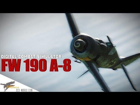 DCS: FW 190 A-8 Trailer