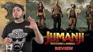 IS THE NEW JUMANJI WORTH WELCOMING TO OUR JUNGLE - ODG SHOW #31