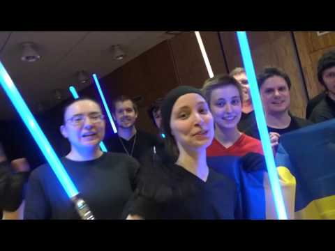 Lightsaber Sport Awakens in San Francisco (SPECIAL PREMIERE)