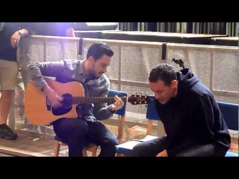 Linkin Park - Rollin' In The Deep (Adele Cover) HD