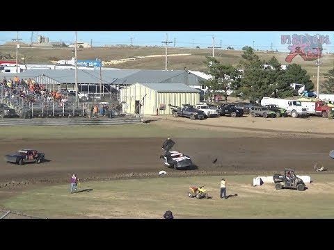 RPM Speedway 2017 Fall Nationals: 10-7-17 Hobbystock Heats 1-3