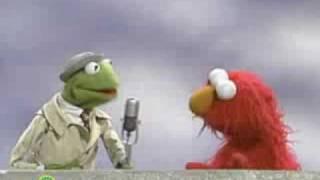 Sesame Street: Kermit Reports News On Elmo's Idea