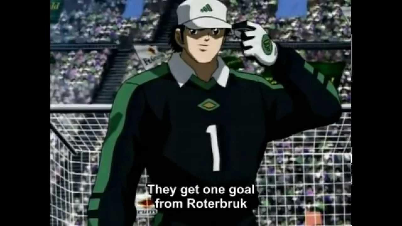 Captain Tsubasa German League Wakabayashi Youtube