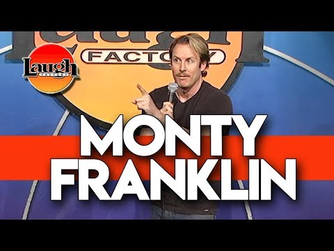 Monty Franklin | Stealing from Whole Foods | Laugh Factory Stand Up Comedy