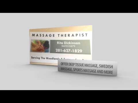 A Great Massage By Rita Dickinson