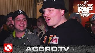 IS DOCH NUR RAP MIT MC GEUNER & TRIPLE BEAT VS. FINCH & JI-ZI.