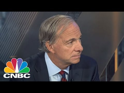 Bridgewater Founder Ray Dalio: Bitcoin Is A Bubble | CNBC