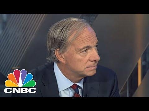 Bridgewater Founder Ray Dalio: Bitcoin Is A Bubble | CNBC