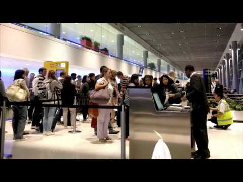 Etihad Airways-Manchester Team, Daily Life of a Ground Staff