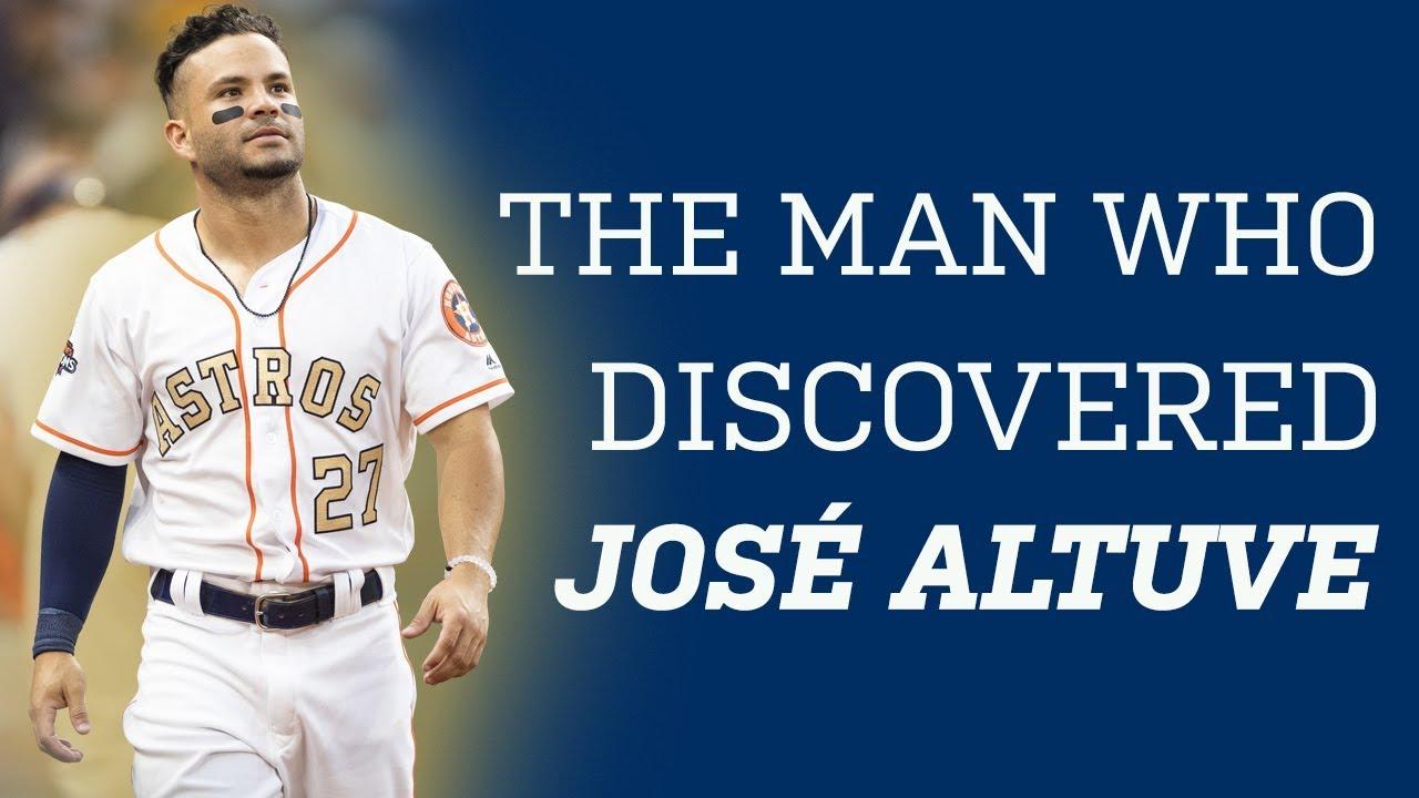 online store 9956e 9fa9d Meet the scout who fibbed about José Altuve's height - La ...
